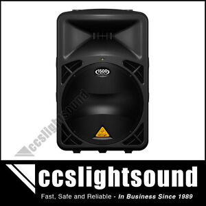 BEHRINGER-B615D-1500W-POWERED-2-WAY-PA-SPEAKER-WITH-15-INCH-WOOFER