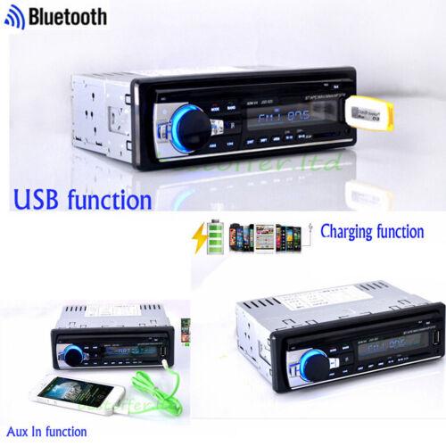 $17.94 - Bluetooth Car Audio Stereo MP3 Player USB SD AUX Auto FM Radio Receiver + Remote