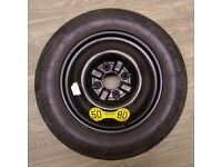 CONTINENTAL Space Saver Tyre - T125/90R15 96M CST 17