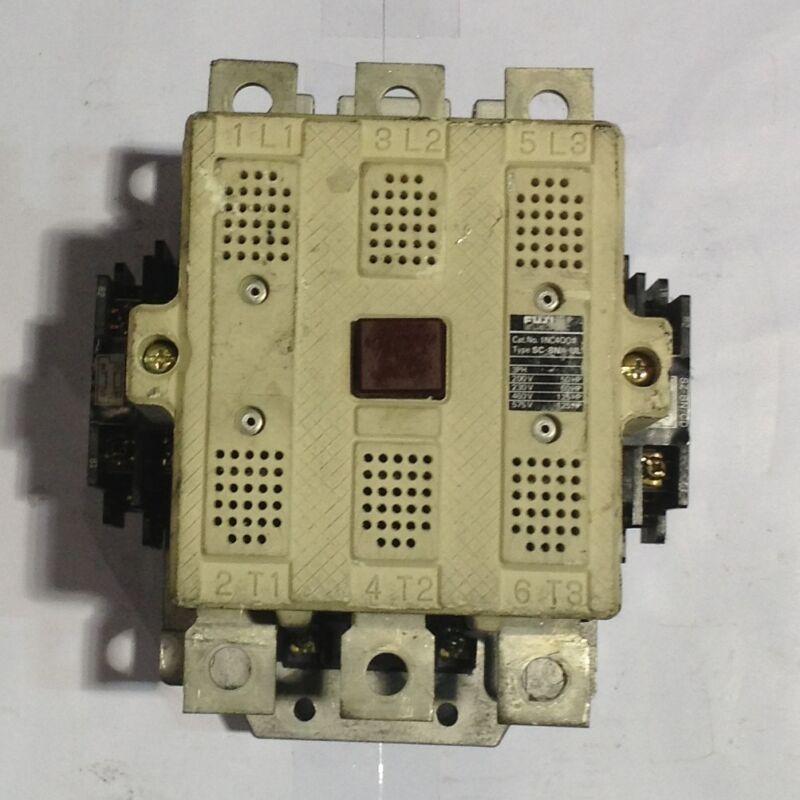 1NC4QO Fuji Electric Contactor Type SC-8N/UL 3P 200A 600V