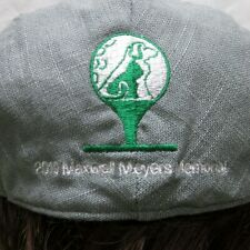 Maxwell Meyers Memorial Newsboy Cap 2019 Cabbie Golf Hat Humane Society Ebay