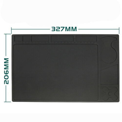 Desktop Anti Static ESD Heat Insulation Work Mat Blanket Phone PC Tablet Repair