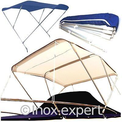 Sonnensegel für Großbaum B 2,9m x L 3,1m Sonnen Verdeck Schutz für Boot /& Yacht