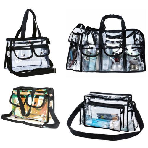 Summer Plastic PVC Transparent Bag Clear Handbag Tote Should