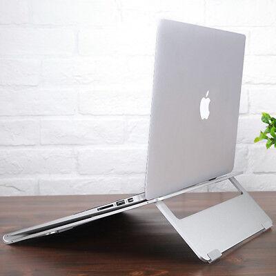 Laptop Stand Desktop Holder Cooling Platform for Macbook Pro HP Notebook 10