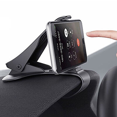 Car HUD Dash Mount Holder Stand Bracket For iPhone 7 Plus  ALL Mobile Phone GPS