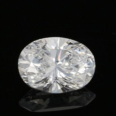 1.52ct Loose Diamond - Oval Brilliant GIA Graded Solitaire SI1 D ()