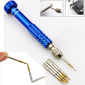 Magnetic 5in1 Pentalobe Screwdriver Repair Tool Set For iPhone 6 6s/4 5 Galaxy 6