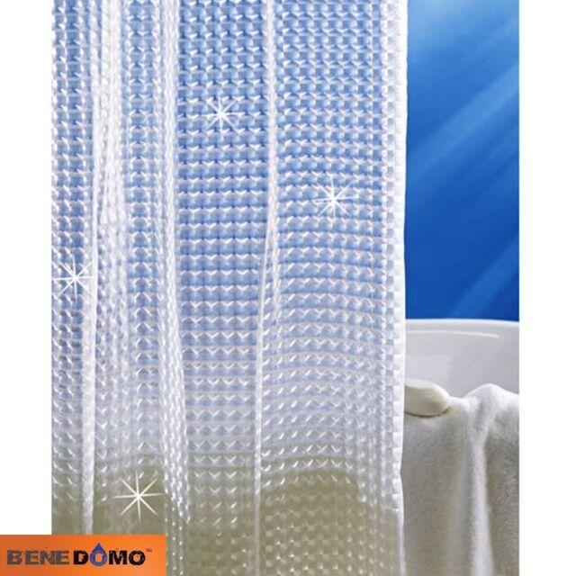 Bene Domo 180cm x 180cm Plastic Semi Transparent Clear Water Cubes ...