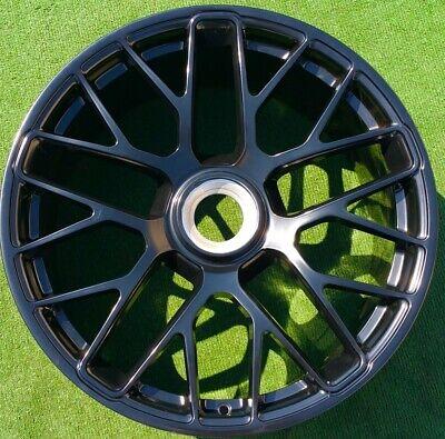 Factory Porsche 911 Turbo Wheel New OEM Center Lock Front 99136216234JE1 67463