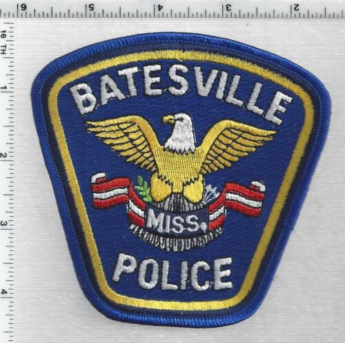 Batesville Police (Mississippi) 3rd Issue Shoulder Patch