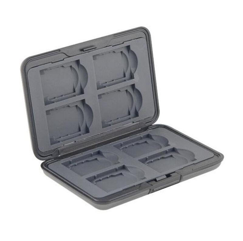 Vidpro Slinger Digital Storage Aluminum Case (8 SD card slots)