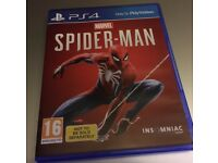 Spider Man Game (PS4) SWAP or SELL for...