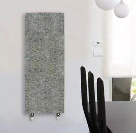 Stone marble radiator