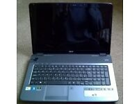 Acer Aspire 7736G Laptop (Faulty)