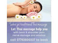 Sabai jai traditional Thai massage (new bigger shop) OPEN 7 DAYS A WEEK 10AM TO 8PM
