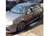 VW GOLF 1.6FSI, 55 plate, Long MOT, Gray, Great car a few machanc