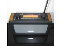 ROBERTS Vintage Digital DAB FM Radio