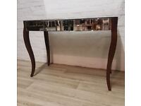 Mirrored Dressing/Console Table (DELIVERY AVAILABLE FOR THIS ITEM OF FURNITURE)