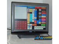 Epos Uniwell AX-3000 TouchScreen 4 Fast Food Restaurant Pub Cafe Chip Shop Pos