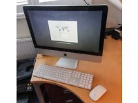 Apple iMac 21.5 Inches with Upgraded RAM 16Gb and Extended Keyboard & Wireless Mouse