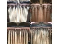 WEAVE / NANO RINGS Hair extensions