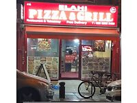 ELAHI PIZZA AND GRILL for sale