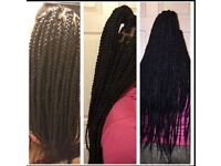 Afro/European/Asian Hair weave extension,/braids/twist/wig making/cornrows,crotchet
