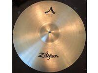 """Zildjian A 21"""" Sweet Ride"""