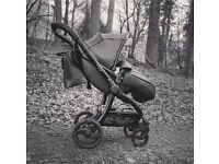 Egg stroller Jurassic special limited edition