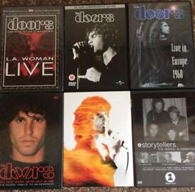 THE DOORS 6 DVD Set -Ideal Christmas Gift