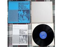 MUSHROOM CEREMONY OF THE MAZATEC INDIANS. MARIA SABINA. RARE ORIGINAL FOLKWAYS VINYL LP RECORD.