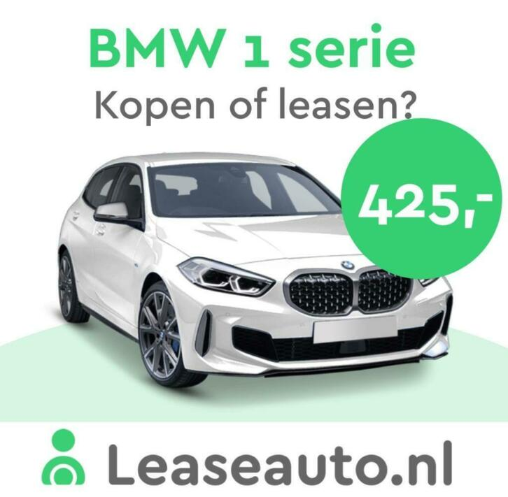 BMW 1 Serie Privatelease aanbieding