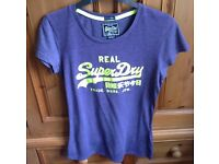 Superdry vintage style t shirt