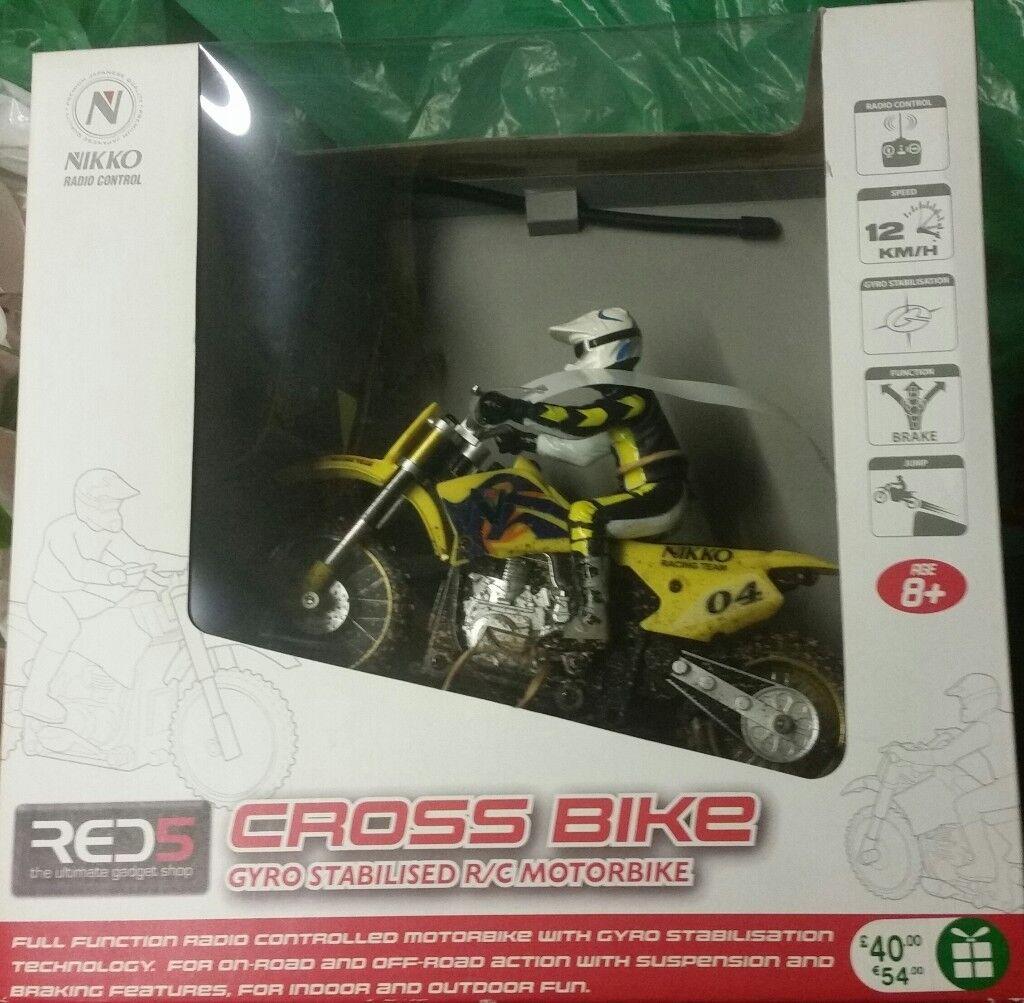 Remote control cross bike/ motorbike *brand new*