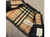 Baby Burberry jacket