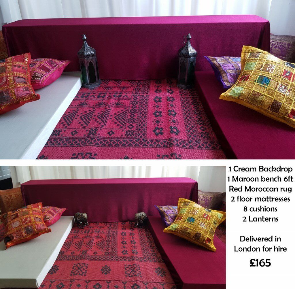 Mehndi Party London : Mehndi decor moroccan for marquee home parties