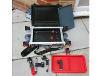 Octoplus Super Stool Fishing Seat With Octoplus Accessories.