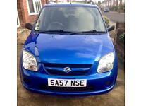 Suzuki Ignis 1.3L GL 2007 Blue 5 Door Hatchback £995 ono FSH