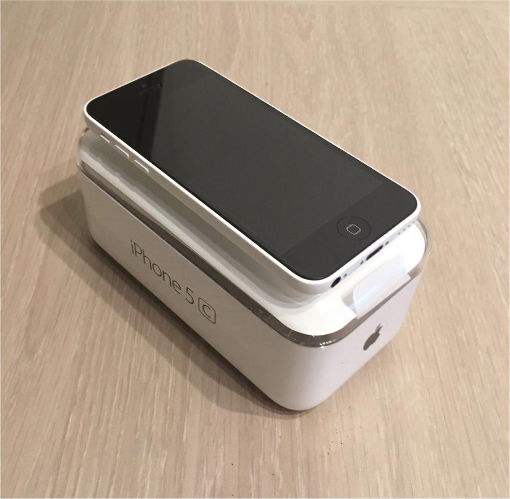 iPhone 5c - White - 16GB