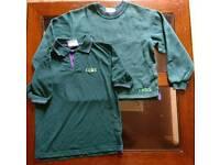 Cub Jumper and Polo Shirt