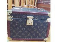 Louis Vuitton Vanity Case Trunk Bag