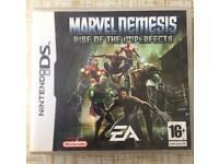 Nintendo DS - Marvel Nemesis