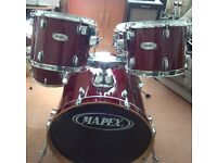 Mapex M Series Shell Pack
