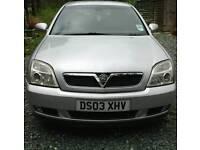 Vauxhall vectra Sxi 16v