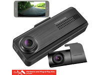 NEW Thinkware F200PRO dash camera time lapse photography in parking mode