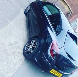Vauxhall Corsa black edition. 1.4 Turbo, LOW MILEAGE. (CAT D)