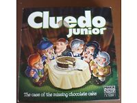 Cluedo Junior by Parker Games, age 5 to 8 years