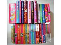 Lot of books for girls and boys - all in EXCELLENT and VERY GOOD CONDITION