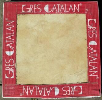 Spanish ceramic floor tiles - 430x430 Taroona Kingborough Area Preview